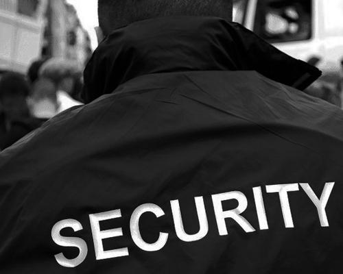 Sikringsvagten med næsten 100 vagtselskaber
